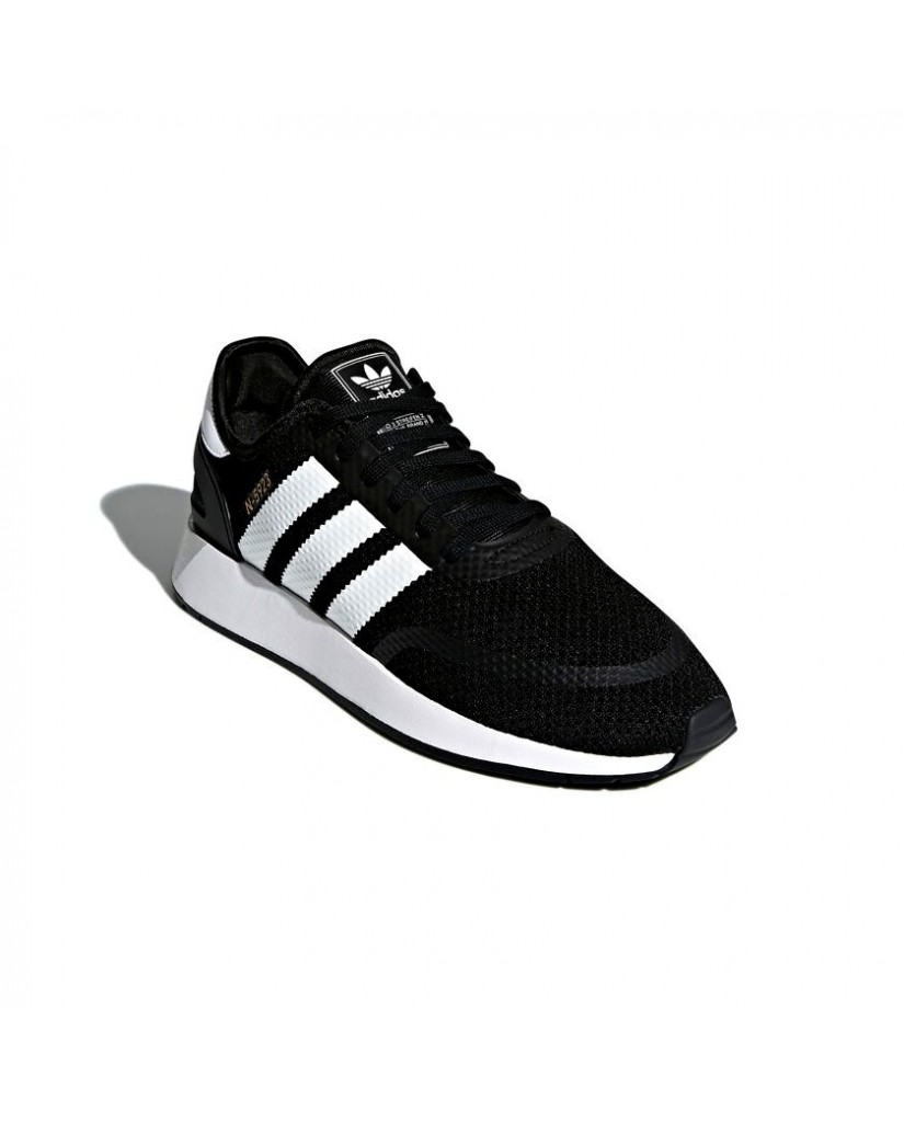 Adidas Sneakers F.gomma 39/46 n-5923 Uomo Nero Sportivo