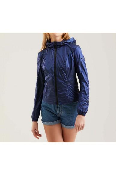 Refrigiwear Giacchetti   Diann jacket Donna Blu Fashion