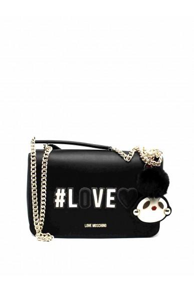 Moschino Tracolle   Borsa love Donna Nero Fashion