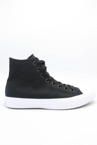 Converse Sneakers F.gomma 39/46 chuck taylors 2 Uomo Nero-bianco Sportivo