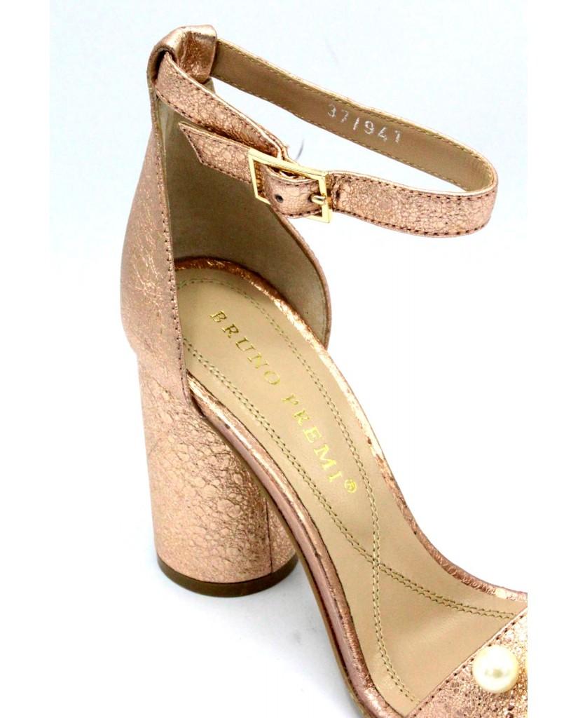 Bruno premi Sandali F.gomma 35/41 r2603 ss18 Donna Nude Fashion