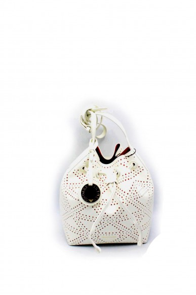 Emporio armani Borse - Bucket bag dandelion secchiello Donna Bianco Fashion