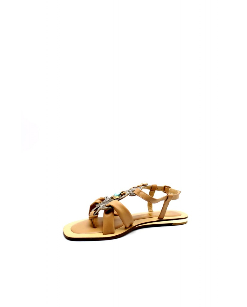Alma en pena Sandali F.gomma Donna Sabbia Fashion