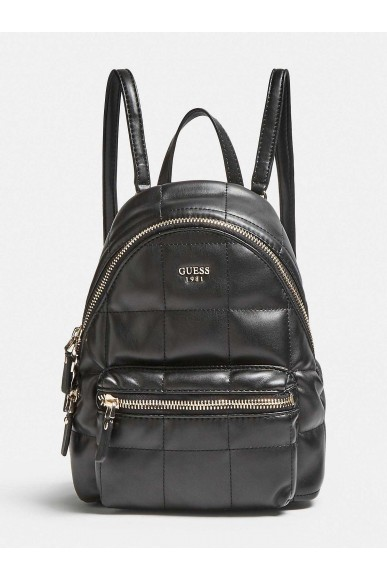 Guess Backpacks   Urban sport sml leeza backpack Donna Nero Fashion