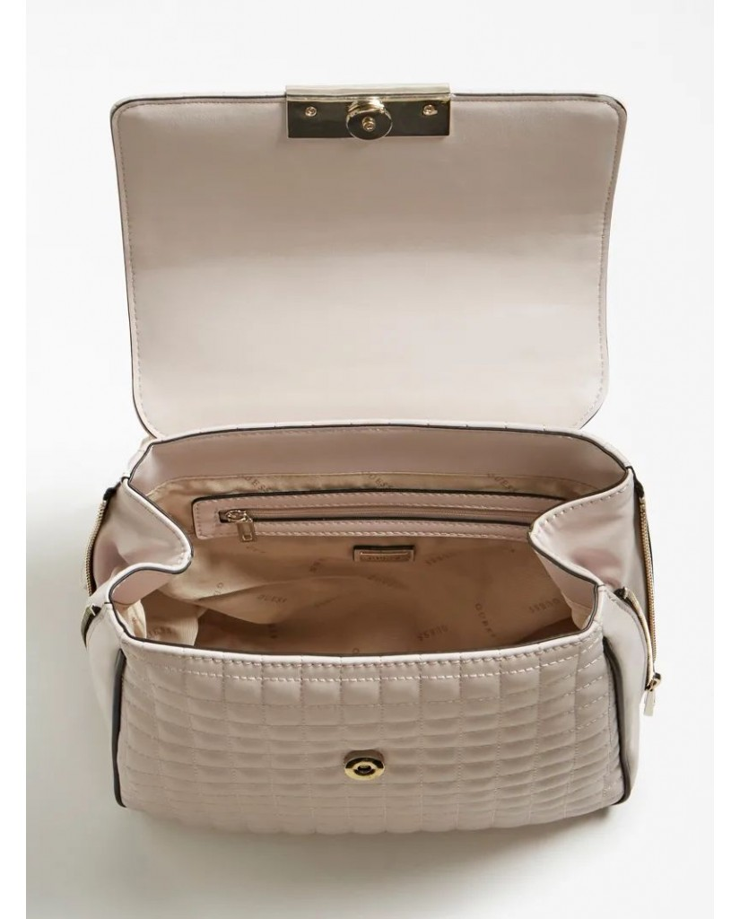 Guess Borse   Matrix backpack Donna Grigio Fashion