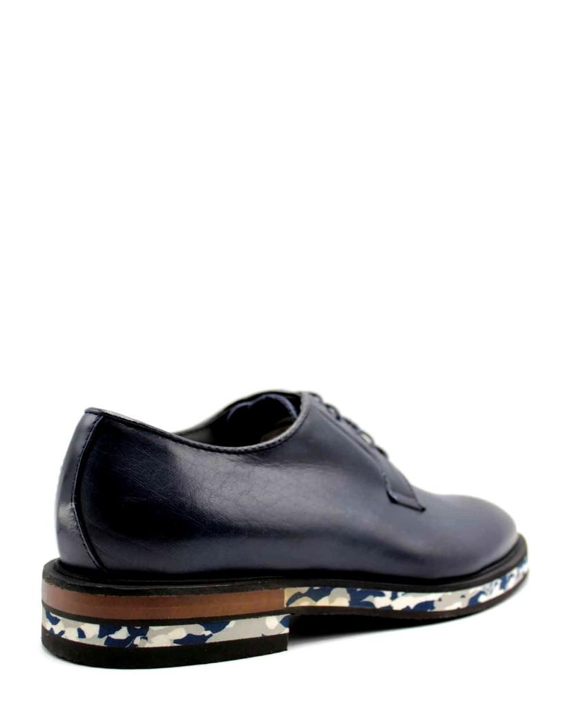 Marechiaro1962 Stringate F.gomma 39-45 Uomo Blu Fashion