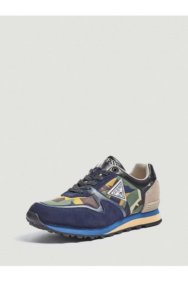 Guess Sneakers   New charlie Uomo Blu Fashion