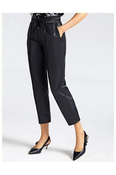Guess Pantaloni   Luigia jogger Donna Nero Fashion
