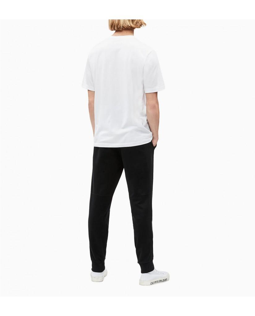 Calvin klein jeans Pantaloni   Monogram patch hwk p Uomo Nero Fashion