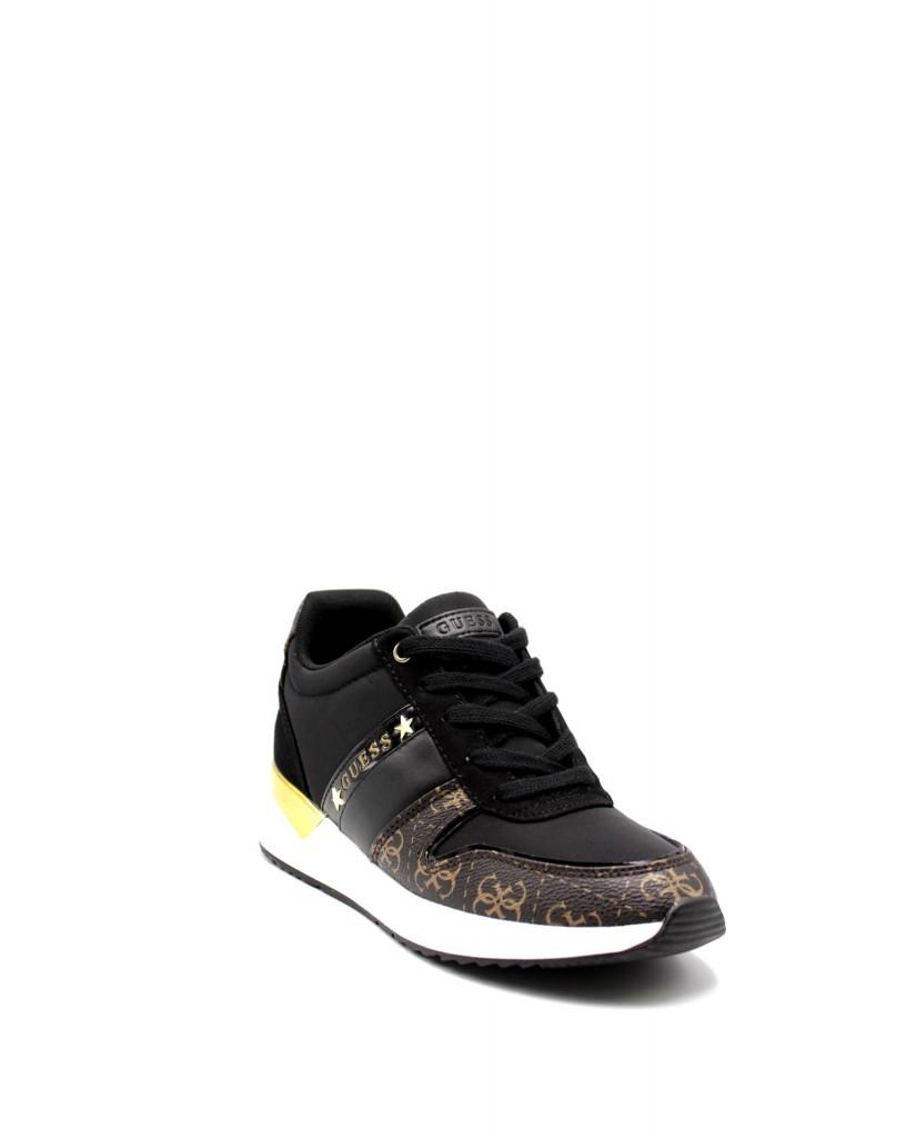 Guess Sneakers F.gomma I-ravyn2-eu Donna Nero Fashion
