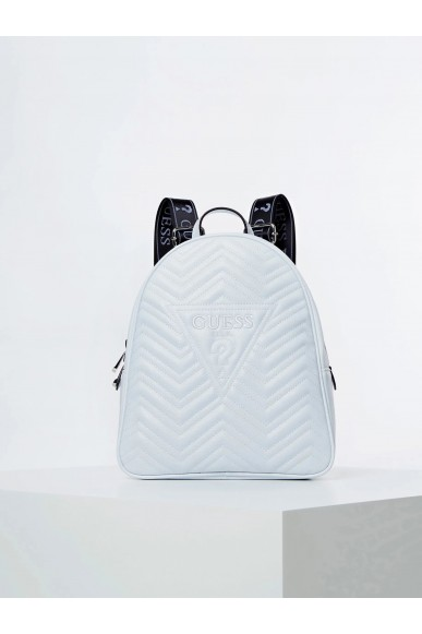 Guess Backpacks   Zana large backpack Donna Bianco Fashion