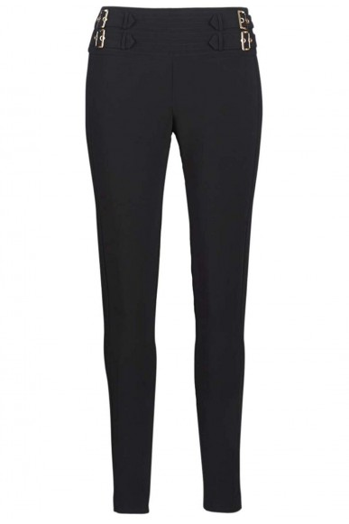 Guess Pantaloni   Mirella pants Donna Nero Fashion