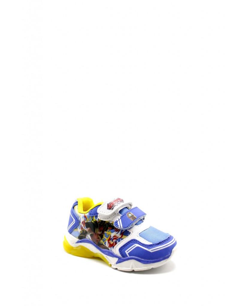 Gormiti Sneakers F.gomma 25/32 grm3814 Bambino Blu Fashion