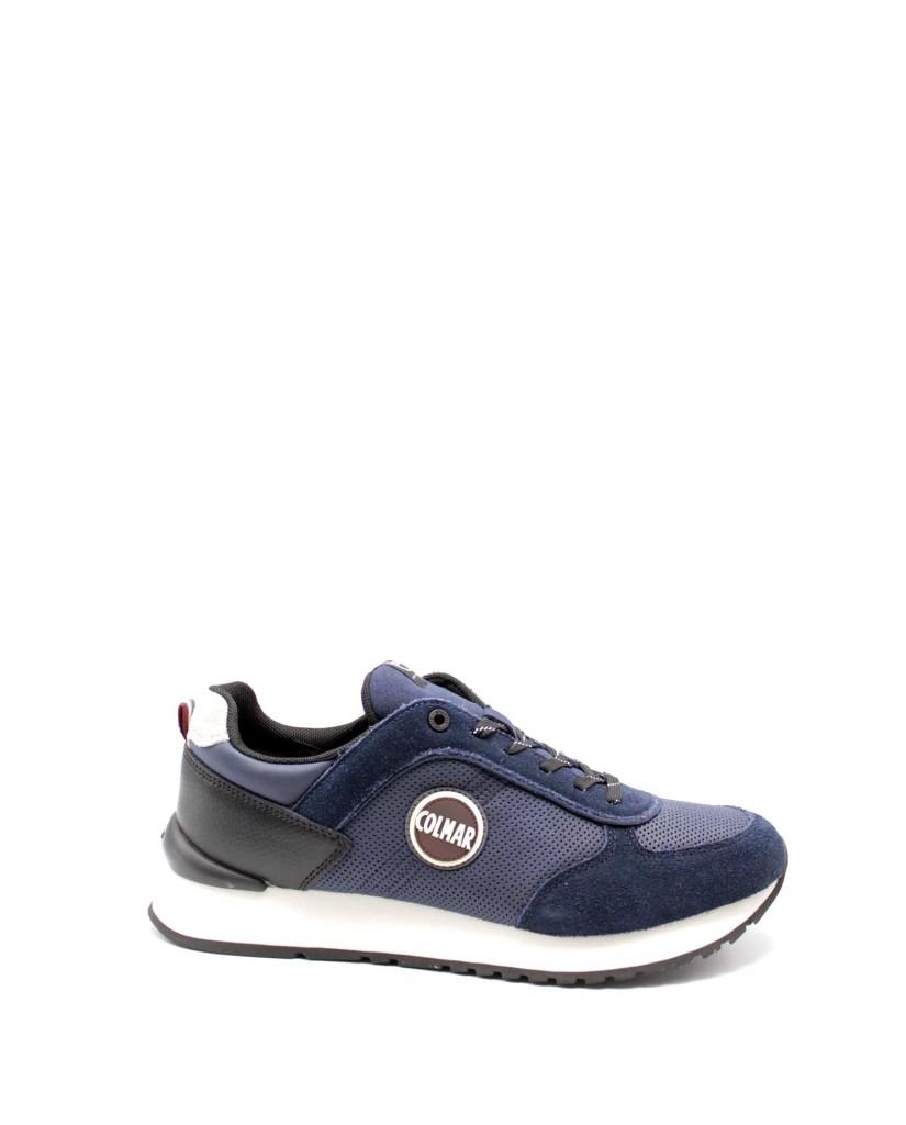 Colmar Sneakers F.gomma Uomo Blu Fashion