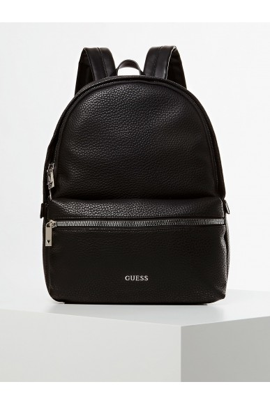 Guess Backpacks   Dan pu backpack Uomo Nero Fashion