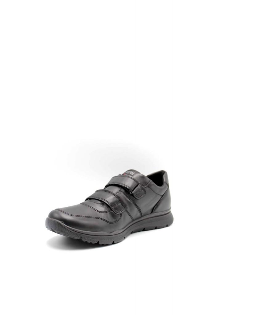 Enval soft Sneakers F.gomma U bn 62254 Uomo Nero Confort