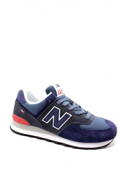 New balance Sneakers F.gomma Nbml574 Uomo Blu Fashion