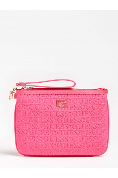 Guess Beauty   Caris flat top zip Donna Rosa Fashion