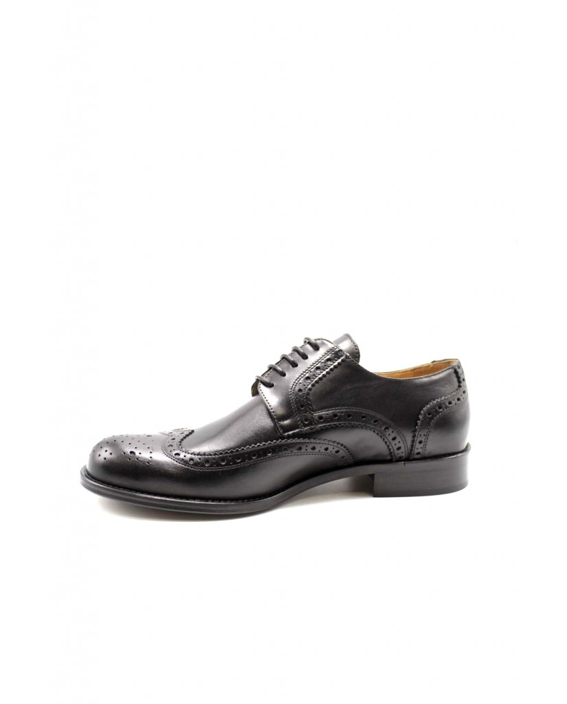 Exton Duilio F.gomma 40/45 6010 made in italy Uomo Nero Fashion