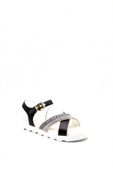 Liu.jo Sandali F.gomma Desy 50 - sandal silver Donna Nero Fashion