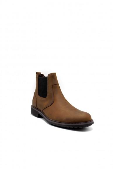 Timberland Beatles F.gomma Stormbucks chelsea Uomo Marrone Fashion