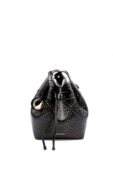 Emporio armani Borse - Bucket bag dandelion secchiello Donna Nero/bianco Fashion
