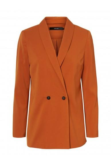 Vero moda Giacche   Vmklara blazer vma Donna Arancione Fashion