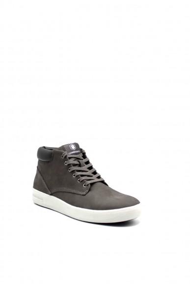 Lumberjack Sneakers F.gomma Sm66001-003eu Uomo Nero Casual