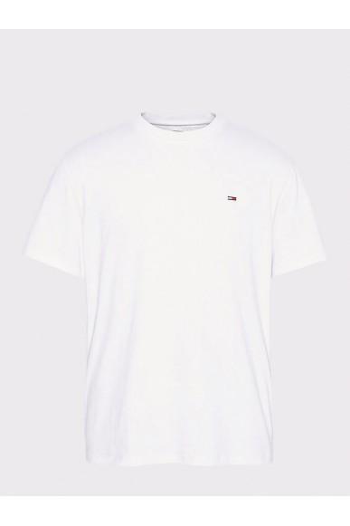 Tommy hilfiger T-shirt   Tjm tommy classics t Uomo Bianco Fashion