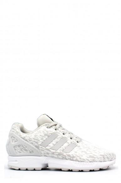 Adidas Sneakers F.gomma 35/39 zx flux Bambino Grigio Sportivo