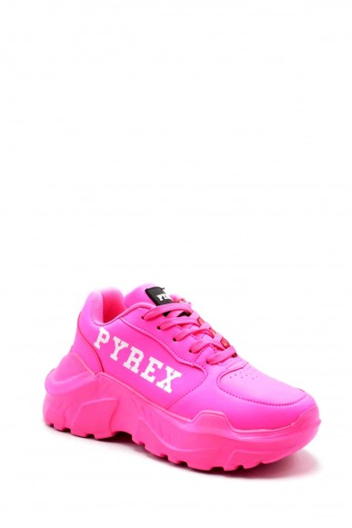 Pyrex Sneakers F.gomma 36/41  py020231 Donna Fuxia Fashion