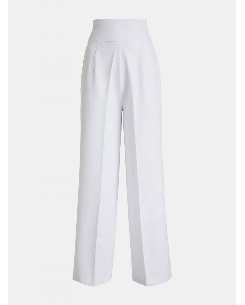 Guess Pantaloni   Digna pants Donna Bianco Fashion