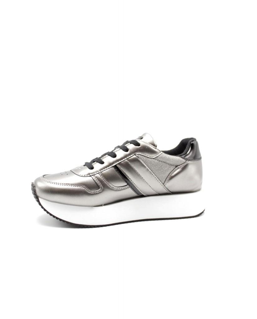 Bikkembergs Sneakers F.gomma K3a4-20612-0376 Donna Grigio Fashion