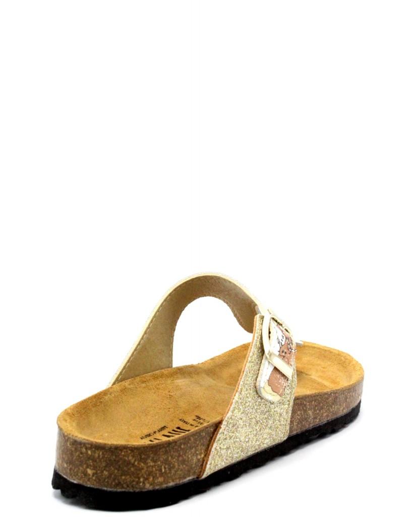 1^classe  Infradito F.gomma 35/40 0414/0062 Donna Latte Fashion
