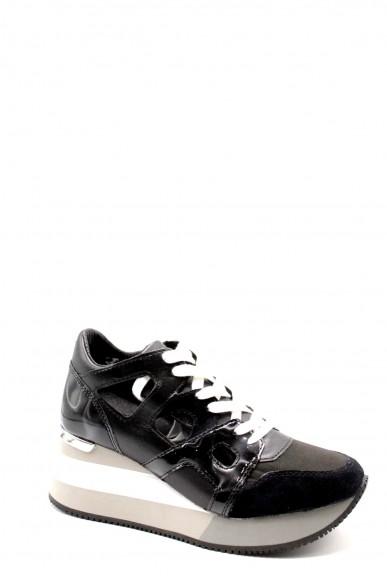 Apepazza Sneakers F.gomma Heather Donna Nero Fashion