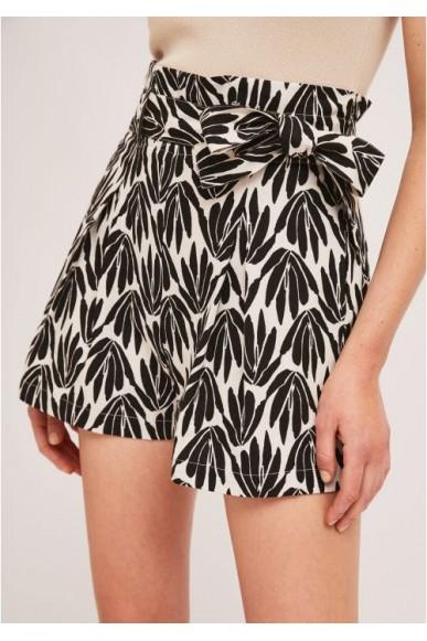 Compagnia fantastica Shorts   Sp21she06 Donna Bianco Fashion