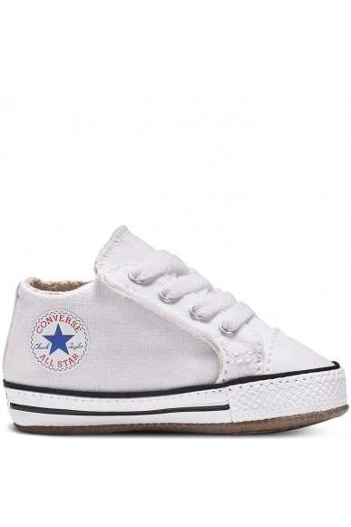 Converse Sneakers F.gomma Chuck taylor all star cribster Bambino Bianco Fashion