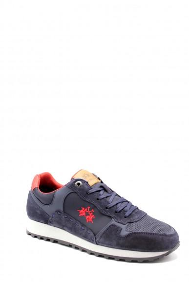 La martina Sneakers F.gomma Uomo Nero Fashion