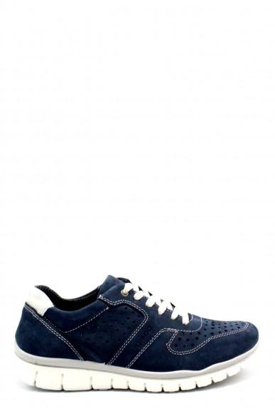 Igieco Sneakers F.gomma 1116400 made in italy Uomo Azzurro Fashion
