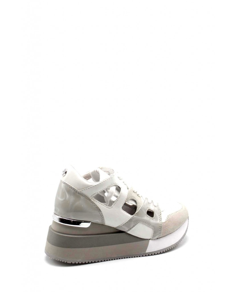Apepazza Sneakers F.gomma Heather Donna Bianco Fashion