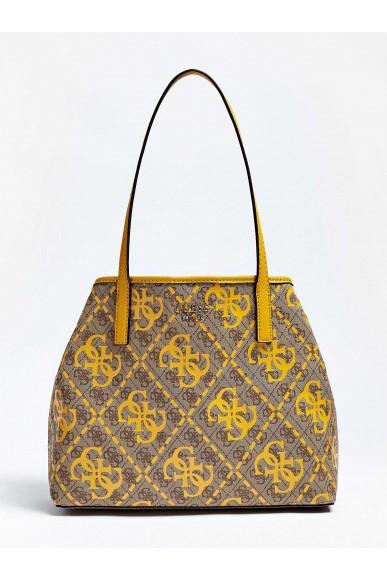 Guess Borse   Vikky tote Donna Giallo Fashion