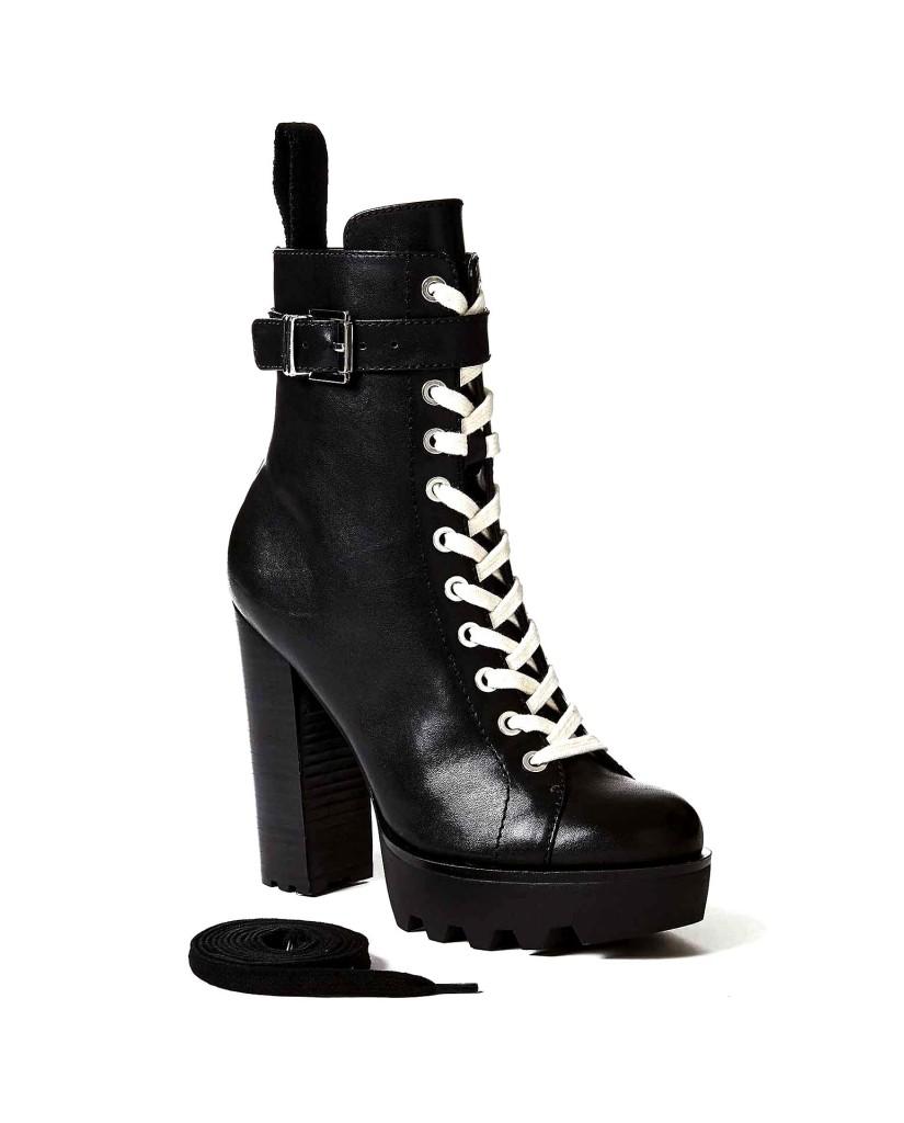 Guess Tronchetti   Footwear dress      bootie Donna Nero Fashion