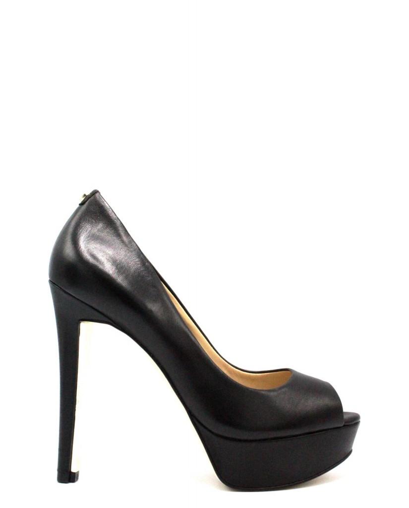 Guess Decollete   Heali2/spuntato (open toe)/lea Donna Nero Fashion