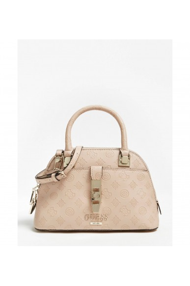 Guess Borse   Peony classic sml dome satchel Donna Rosa Fashion