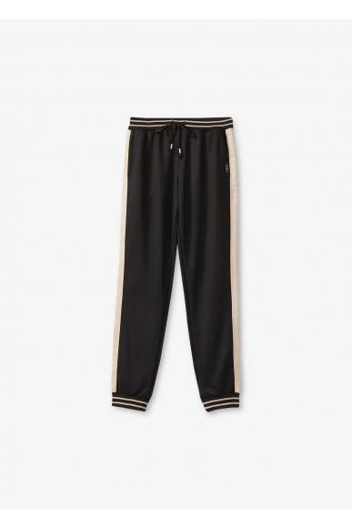 Liu.jo Pantaloni Donna Nero Casual