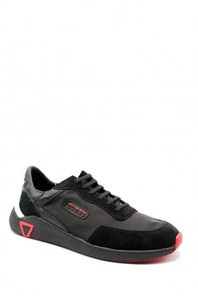 Guess Sneakers F.gomma Modena Uomo Nero Fashion