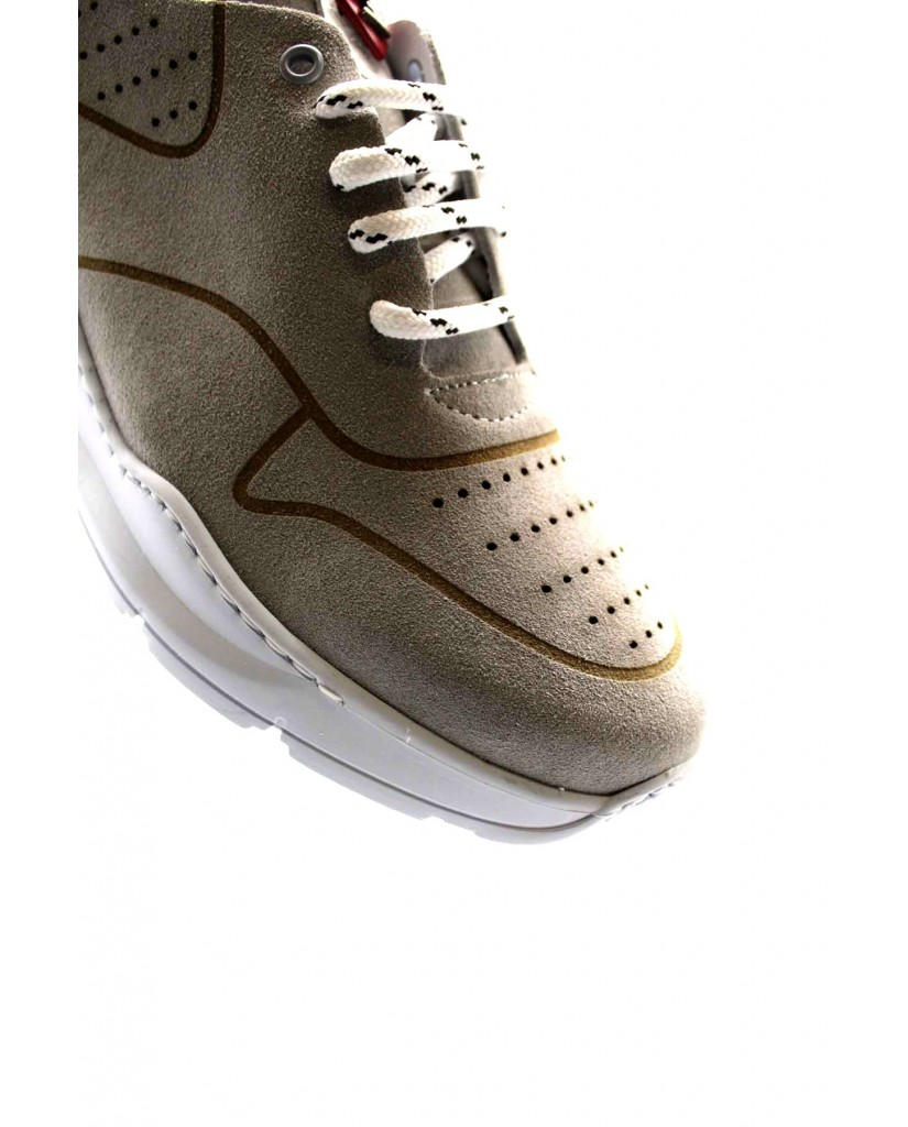 Exton Sneakers F.gomma 40/45 237 made in italy Uomo Nuvola Fashion