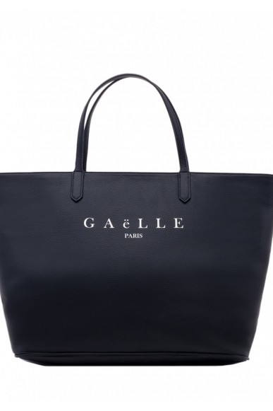 Gaelle paris Borse   Shopping bag+stampa Donna Nero Fashion