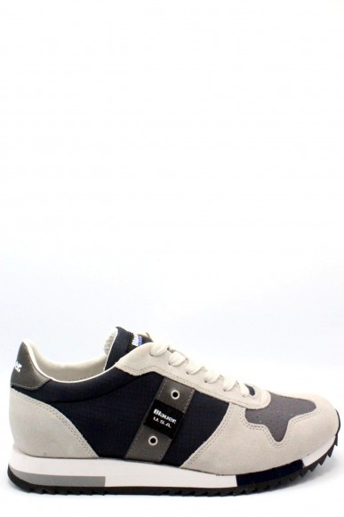 Blauer Sneakers   8s runlow Uomo Nero Fashion