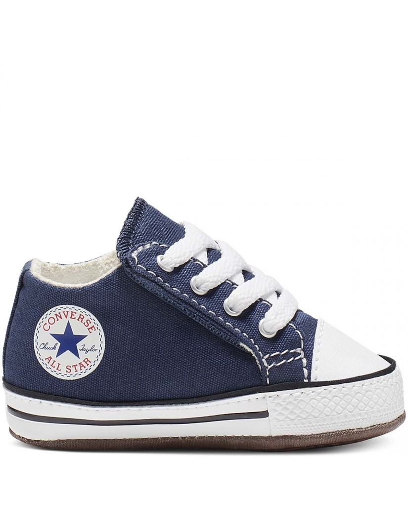 Converse Sneakers F.gomma Chuck taylor all star cribster Bambino Blu Fashion